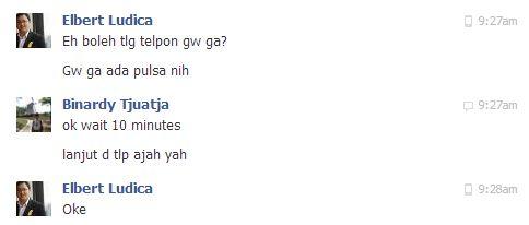 Chat part 3